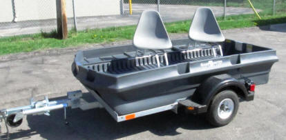 Bass Baby And Bass Hunter Boats Basshunter Mini Pontoons
